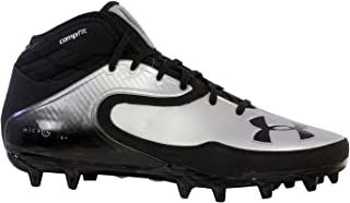 NITRO ICON MID MC Mens Football Shoe SLBK