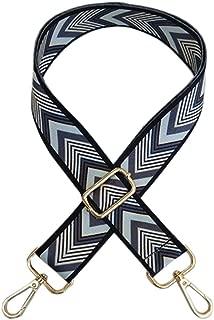 ACVIP Women's Patterned Adjustable Dacron Casual Handbag Straps