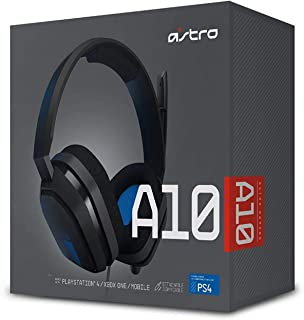 Astro A10 Headset Wired (Ps4),Black