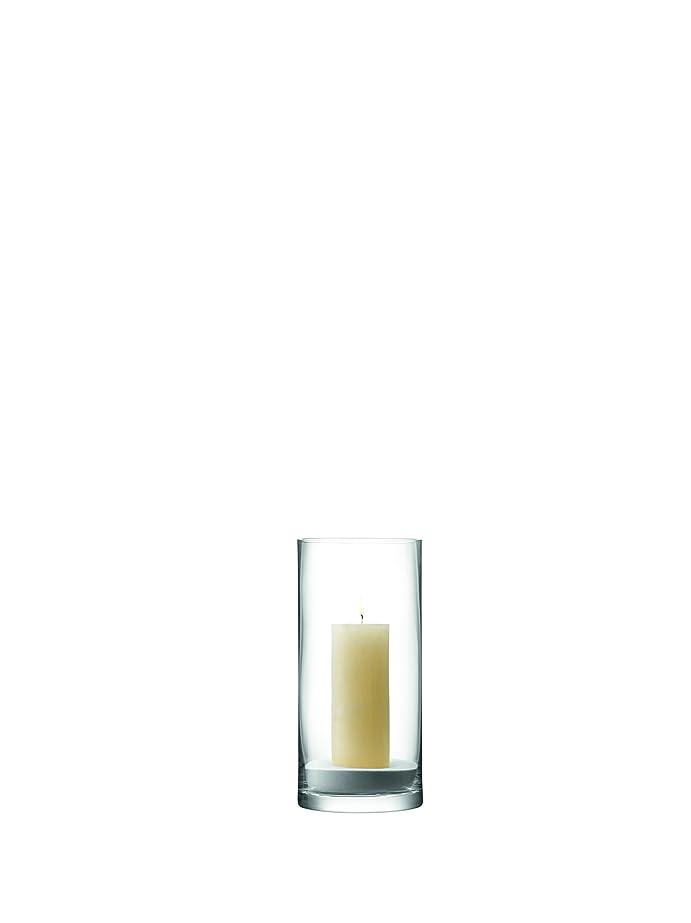 請願者推進力司教LSA(エルエスエー) フラワーベース(花器) クリア 高さ36cm COLUMN G330-36-992
