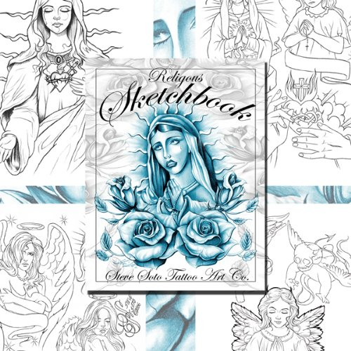 Religious Sketchbook By Be super List price welcome Soto Steve