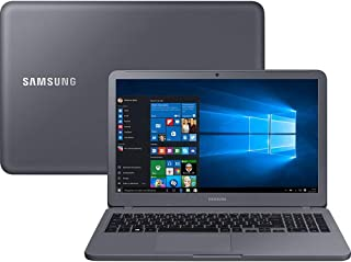 "Notebook Samsung Expert X50, Intel Core i7 8550U, 8GB RAM, HD 1TB, NVIDIA GeForce MX110, Tela 15.6"" LED, Windows 10, NP350XAA-XF3BR"