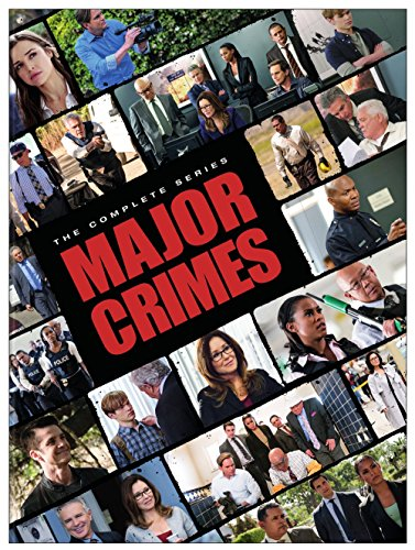 Major Crimes: The Complete Series (DVD)