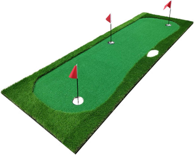 ZJXH Golf Practice Traini Putting Super popular specialty store service Mat