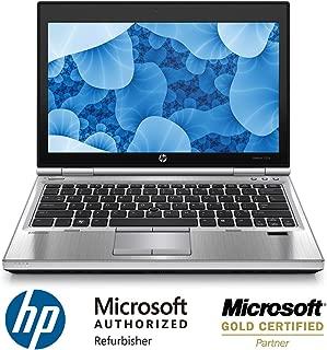 HP EliteBook 2570p 12in Notebook PC - Intel Core i5-3320M 2.6GHz 8GB 250GB Windows 10 Professional (Renewed)
