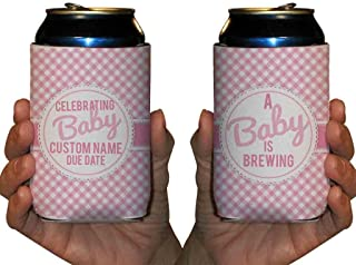 VictoryStore Can and Beverage Coolers - Custom Baby Shower,