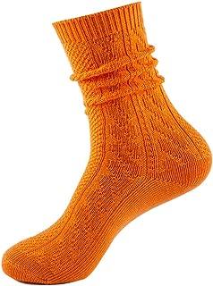 Damen Wollsocken Stulpen Socken aus Merinowolle von Fussox Gr.35-42