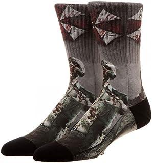 Resident Evil Sublimated Crew Socks