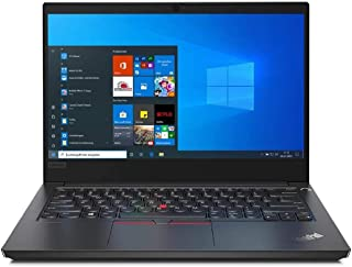 "Lenovo ThinkPad E14 Gen 2 14"" FHD IPS Anti-Glare Laptop, Intel Core i3-1115G4 up to 4.1GHz, 8GB DDR4, 1TB PCIe SSD, Webcam..."