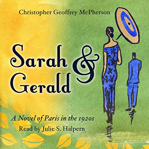 Sarah & Gerald audiobook cover art