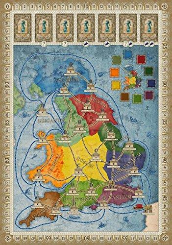 Concordia Erweiterung Britannia / Germania