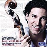Edward Elgar / William Walton: Cello Concertos