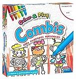 Falomir Color & Play Combis, Juego de Mesa, Manualidades, multicolor (1) , color/modelo surtido
