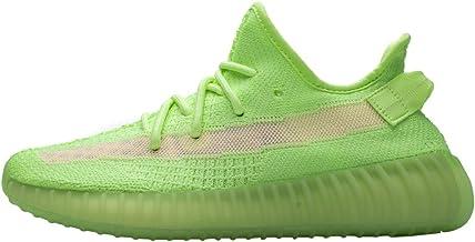 adidas Yeezy Boost 350 V2 GID Little Kids Style: EG6884-Glow/Glow Size: