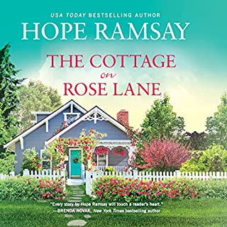 The Cottage on Rose Lane audiobook cover art
