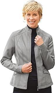 AmeriMark Faux Leather Jacket