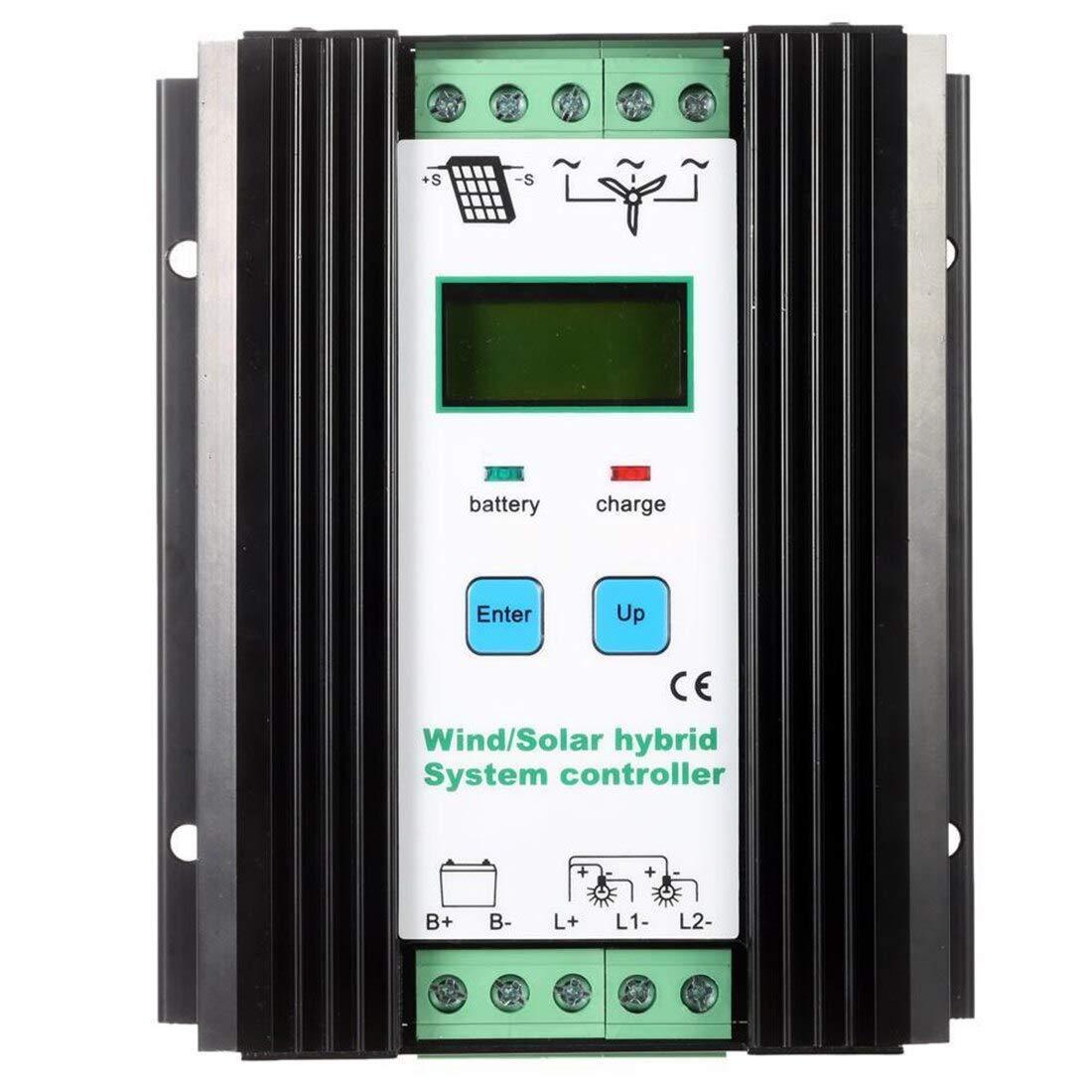Gimax WindSolar Hybrid PWM Controller Today's only 12V Dedication Wind+400W 600W Solar