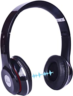 Kewl Rhythm Bluetooth Headphome with mic high stereo sound with Aux,micro sd card and FM connectivity (Color May Vary)