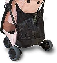 Quinny 1601057000 Xtra Shopping Wickeltasche, Zapp X, schwarz
