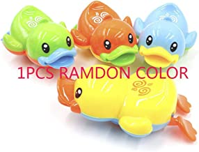 Cute Cartoon Water Toy Animal Tortoise Classic Baby Infant 1pcs Ramdon Color-1