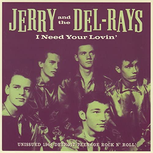 Jerry And The Del-Rays