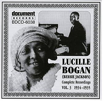 Lucille Bogan (Bessie Jackson) Vol. 3 (1934-1935)