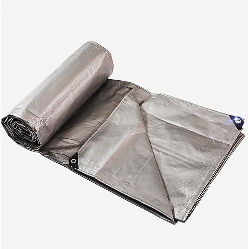 Bache imperméable lavable et durable Tissu antipluie bache imperméable à l'eau bache camion antidéflagrant bache de prougeection solaire parasol extérieur étanche à la poussière imperméable anti-age cou
