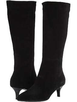 Women's Kitten Heel La Canadienne Boots