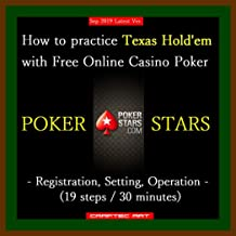 [ How to practice Texas Hold'em w/ Free Online Casino Poker