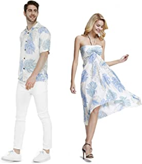 matching hawaiian outfits for couples