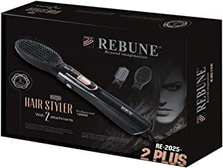 REBUNE RE-2025-2Plus 1200W 3 In 1 Hot Air Hair Styler