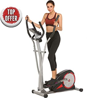 ncient Elliptical Machine Eliptical Exercise Trainer Machine for Home Use Magnetic Smooth Quiet Driven, Top Levels Elliptical Trainer