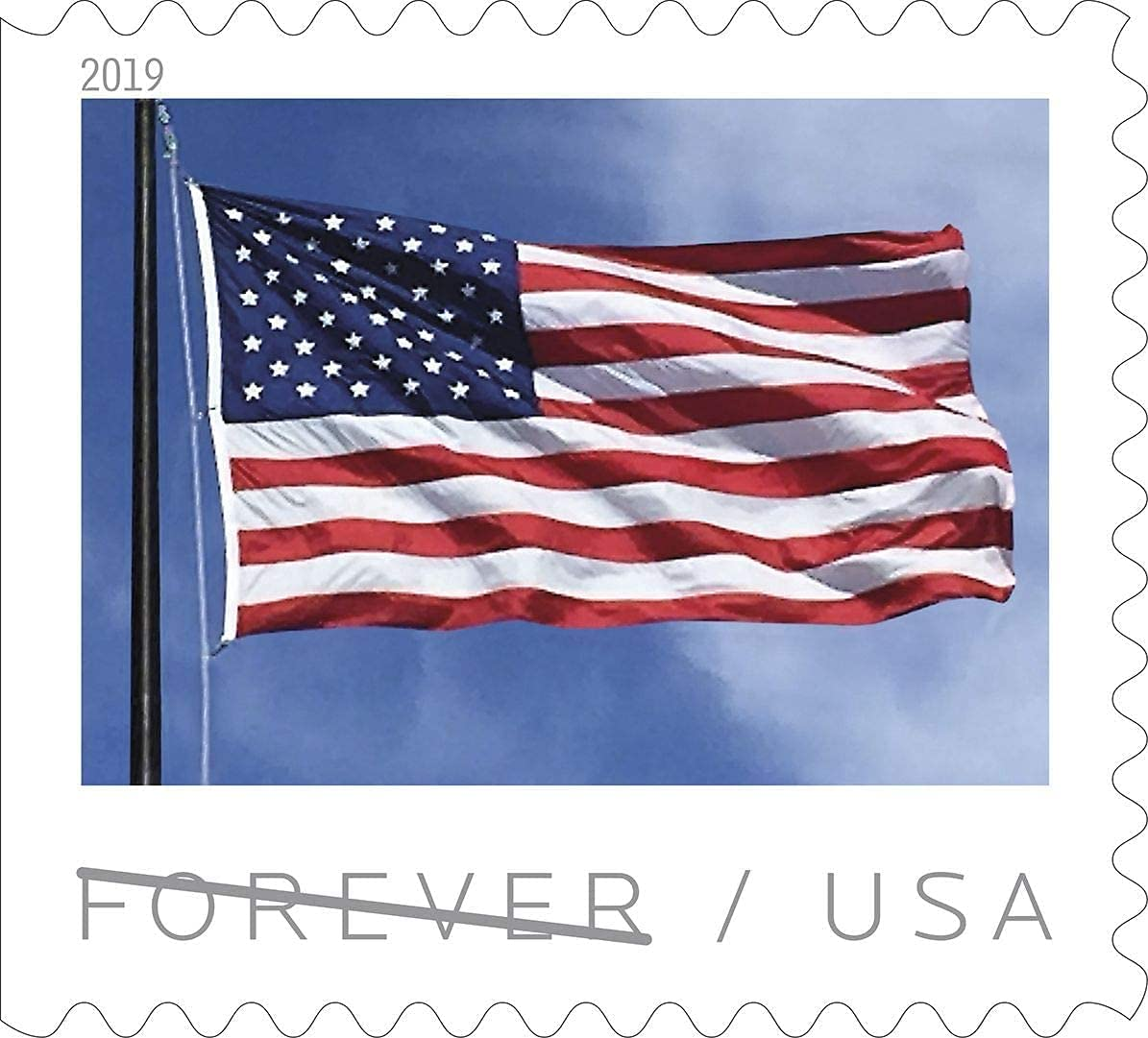 4Sheets of 20 National products Forever 2021 new Ounce Additional 80pcs