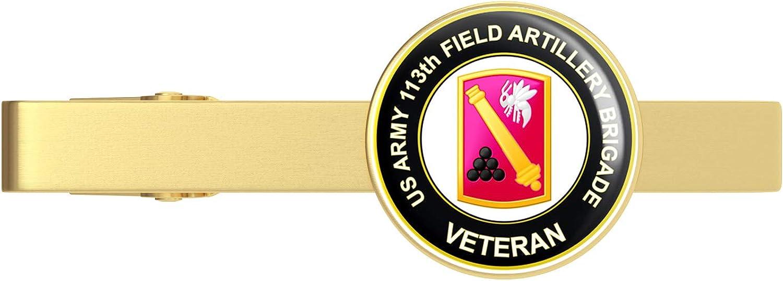 HOF Trading Max 73% OFF Recommendation Gold U.S. Army 113th Brigade Veteran Field Artillery