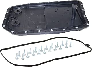 Bapmic 6HP26 24152333903 Automatic Transmission Oil Pan with Filter & Gasket & Screw for BMW