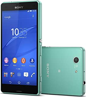 """Sony Xperia Z3 Compact D5803 Green Factory Unlocked LTE GSM 4.6"""" [LTE:700/800/850/900/1700/1800/1900/2100/2600]"""