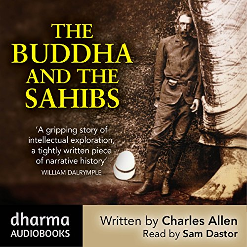 The Buddha and the Sahibs cover art
