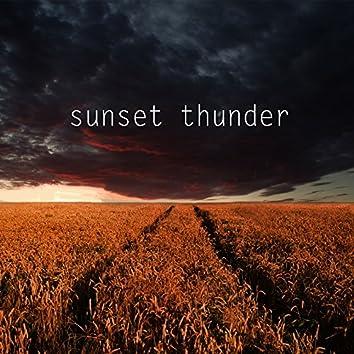 Sunset Thunder