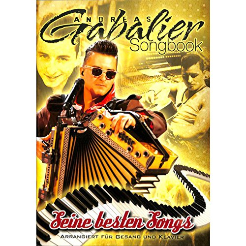 Andreas Gabalier Songbook 1