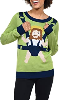 baby jesus carrier sweater