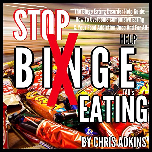 The Binge Eating Disorder Help Guide audiobook cover art