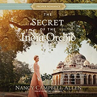 The Secret of the India Orchid cover art
