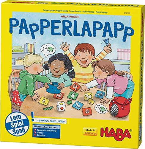 Papperlapapp, Lernspielsammlung mit 6 Spielen für Kinder ab 3 Jahren