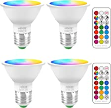 Best par20 led rgb Reviews