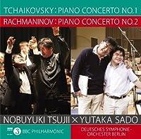 TCHAIKOVSKY: PIANO CONCERTO NO.1/RACHMANINOV: PIANO CONCERTO NO.2(2CD)(ltd.) by NOBUYUKI TSUJII/YUTAKA SADO (2011-02-23)