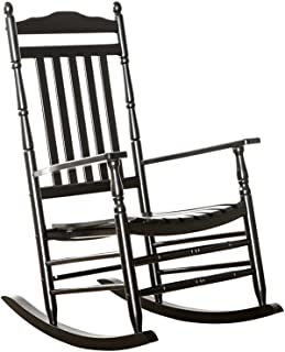 rocking chairs black
