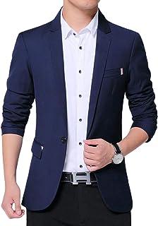 OKJCON ジャケット メンズ スーツ テーラードジャケット 春秋 スーツジャケット カジュアル ビジネス スリム おしゃれ おおきいサイズ