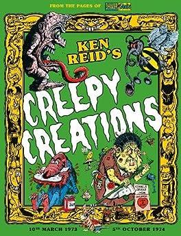 Creepy Creations Volume 1