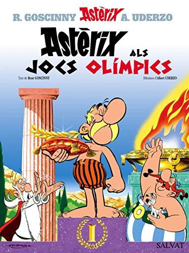 Astèrix als Jocs Olímpics (Catalan Edition)