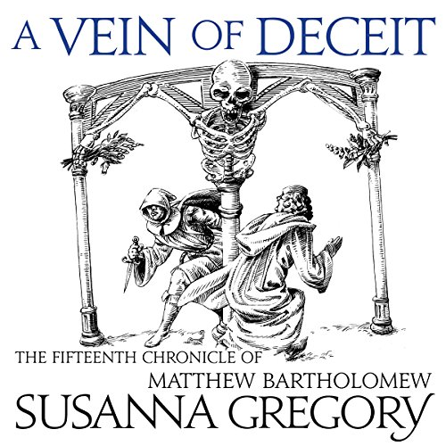 A Vein of Deceit  By  cover art